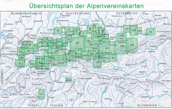 Totes Gebirge Zapad 1 25 000 Turisticka Mapa Letni A Zimni