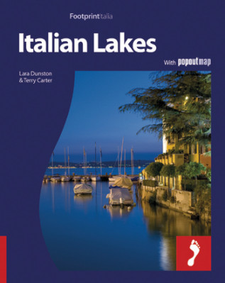 Italian Lakes hb 1 incl.map
