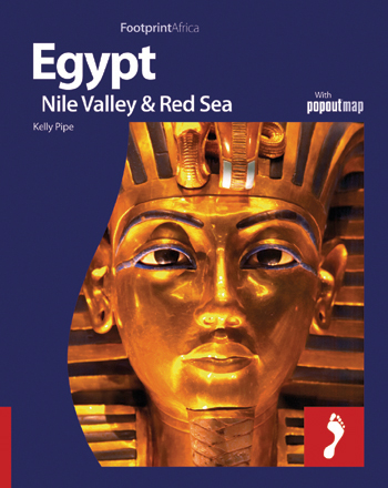 detail Egypt, the Nile Valley & Red Sea hb 1 incl.map