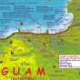 náhled Guam 1:94t guide & dive mapa FRANKO´S