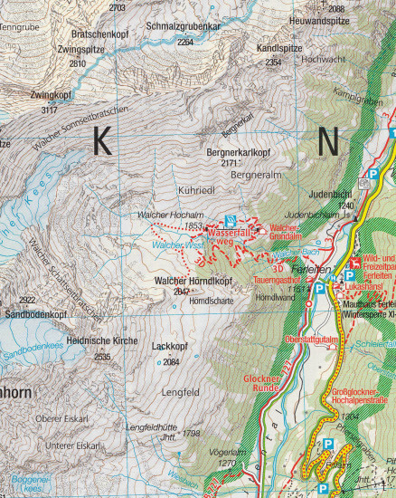 Zahranicni Exkurze Alpy 2006