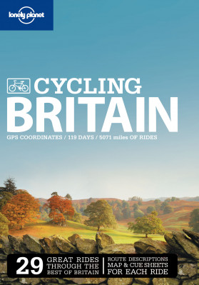Cycling Britain průvodce 2nd 2009 Lonely Planet