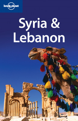 Sýrie & Libanon (Syria & Lebanon) průvodce 3rd 2008 Lonely Planet