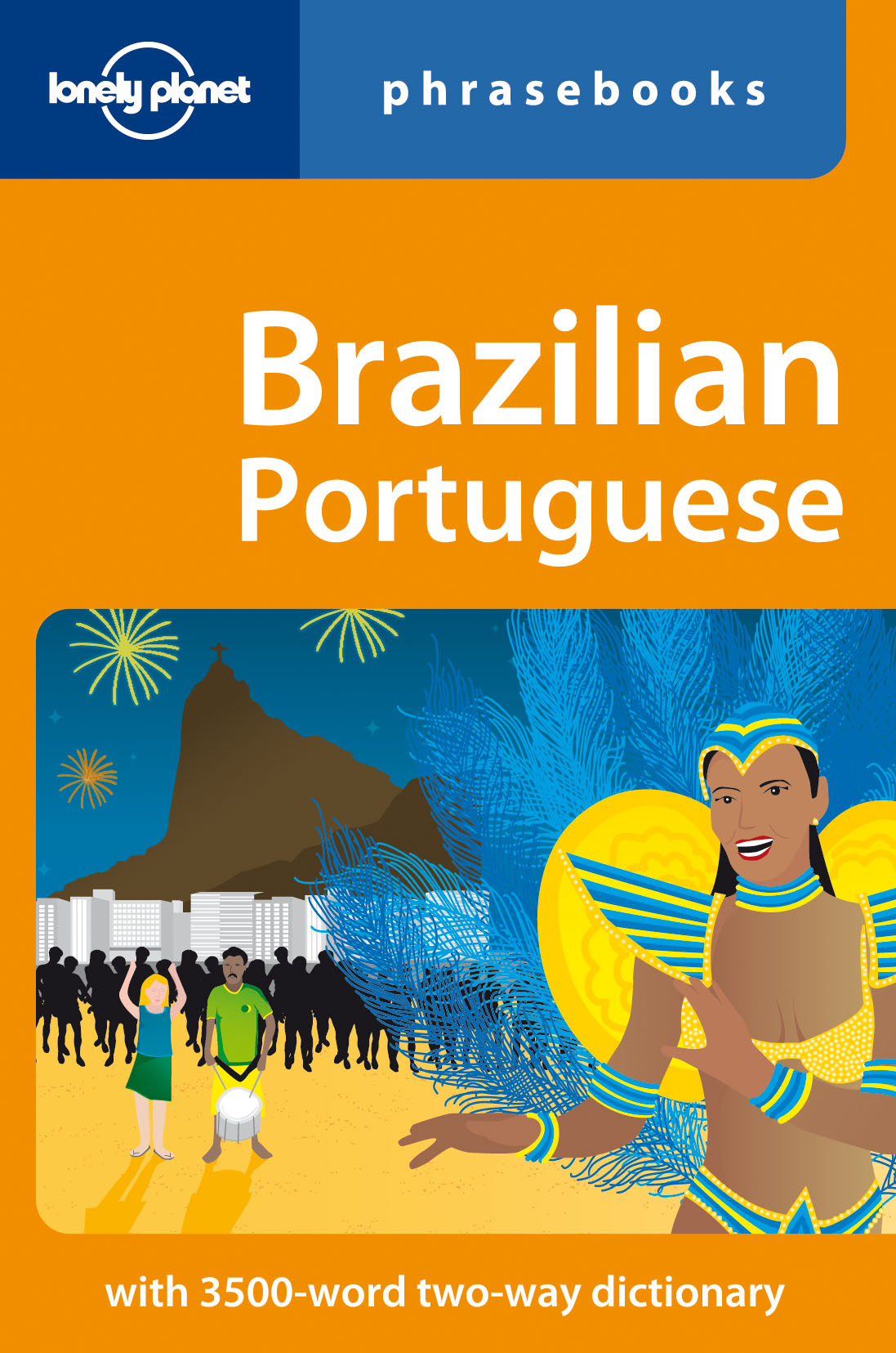 Brazilian Portugese Phrasebook 4th Lonely Planet