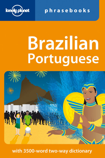 detail Brazilian Portugese Phrasebook 4th Lonely Planet