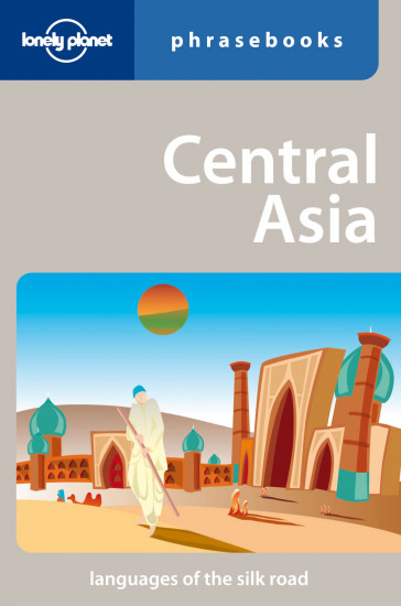 detail Central Asia Phrasebook 2nd 2008 Lonely Planet