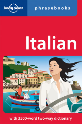 Italian Phrasebook 3rd Lonely Planet
