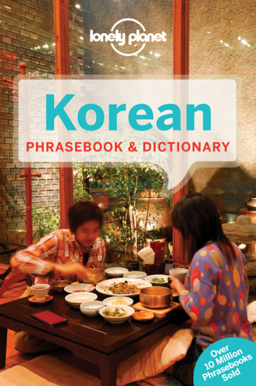 detail Korean Phrasebook 4th Lonely Planet