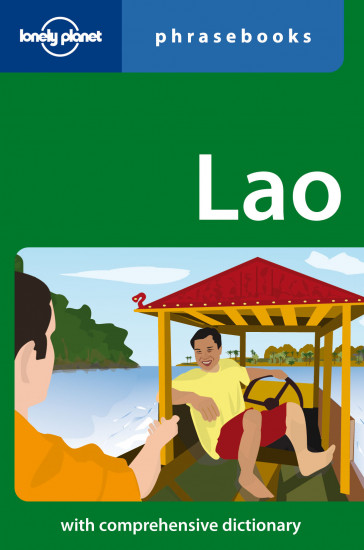 detail Lao Phrasebook 2nd Lonely Planet