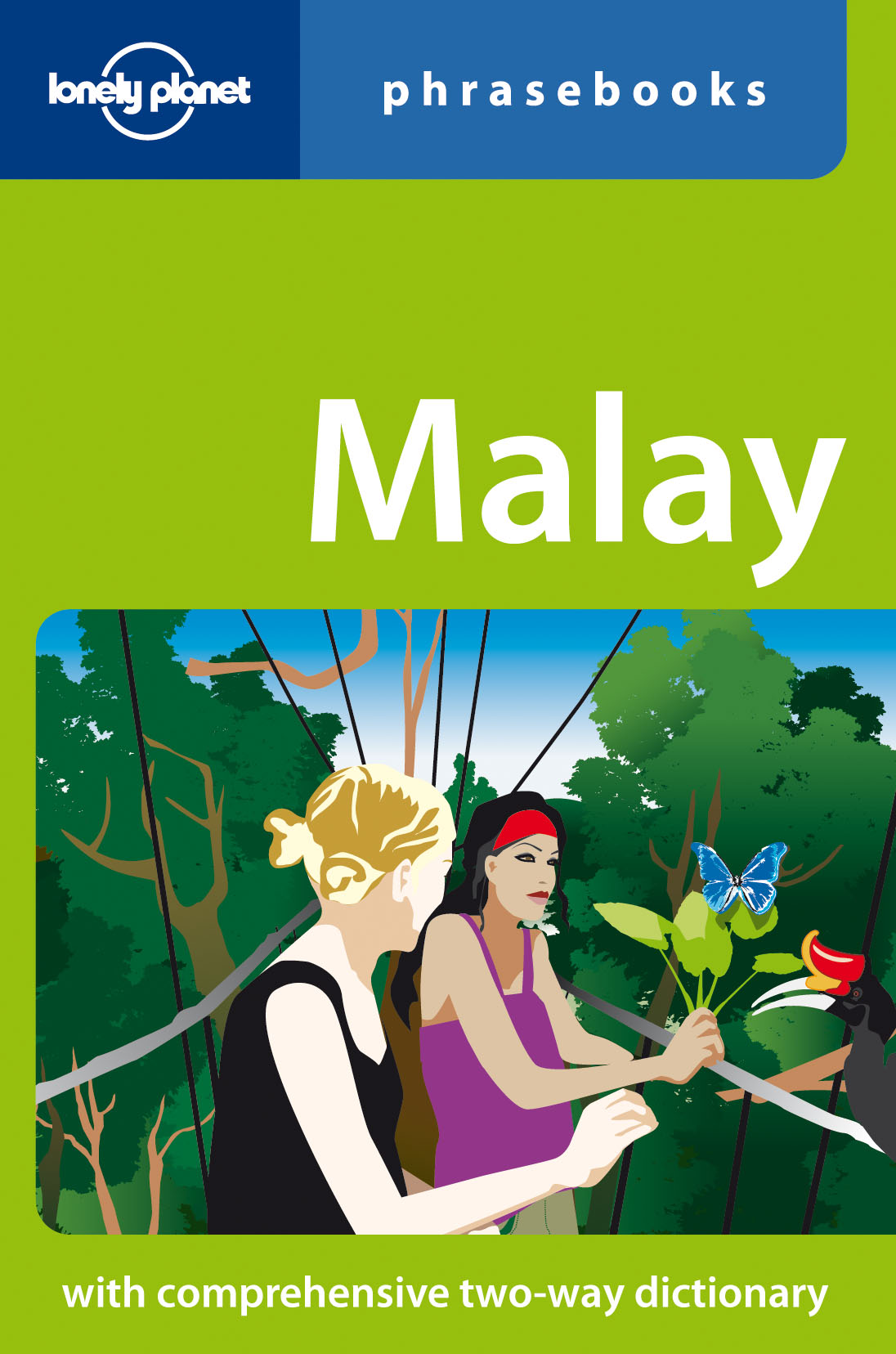 Malay Phrasebook 3rd Lonely Planet