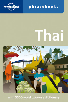Thai Phrasebook 6th Lonely Planet