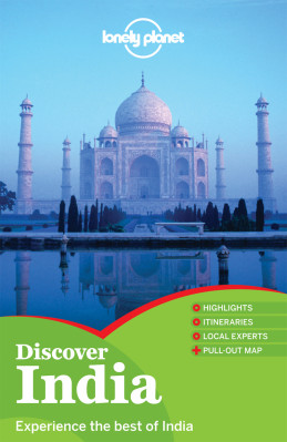 Discover Indie (India) průvodce 1st 2011 Lonely Planet
