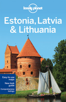 Estonsko, Lotyšsko & Litva (Estonia, Lat. & Lith.) prův. 6th 2012 Lonely Planet