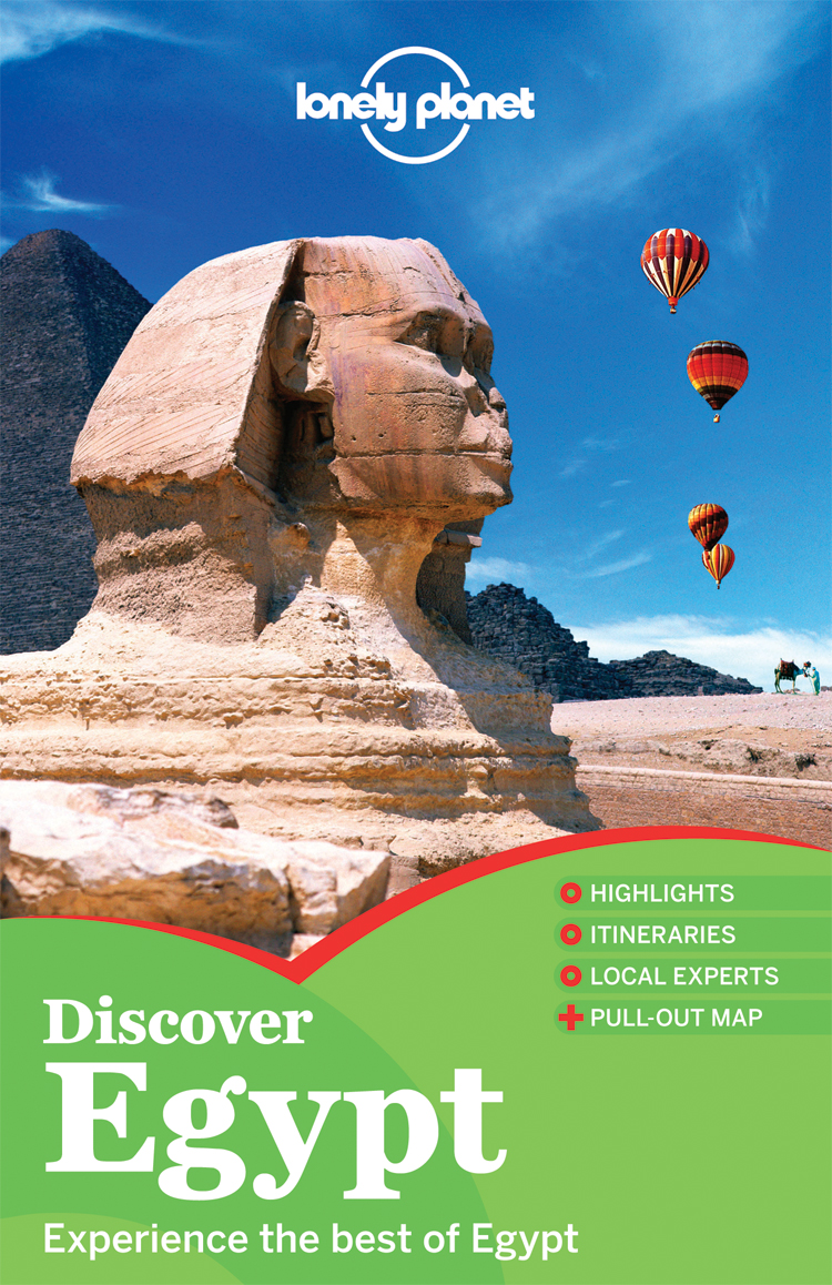 Discover Egypt průvodce 2nd 2012 Lonely Planet
