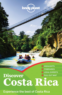 Discover Kostarica (Costa Rica) průvodce 2nd 2012 Lonely Planet
