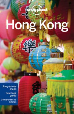 Hong Kong průvodce 15th 2013 Lonely Planet