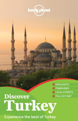 Discover Turecko (Turkey) průvodce 1st 2013 Lonely Planet