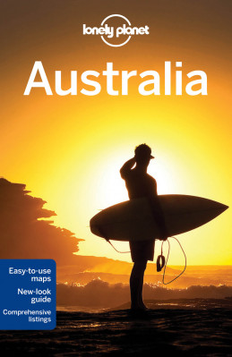 Australia průvodce 17th 2013 Lonely Planet