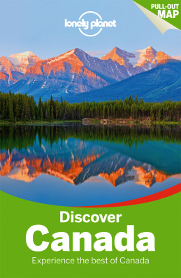 Discover Kanada (Canada) průvodce 2nd 2014 Lonely Planet