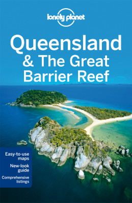 Queensland & the Great Barrier Reef průvodce 7th Lonely Planet