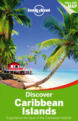 Discover Caribbean Islands průvodce 1st 2014 Lonely Planet
