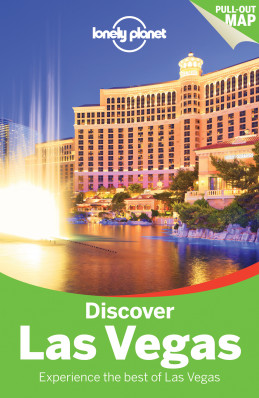 Discover Las Vegas průvodce 2nd 2015 Lonely Planet