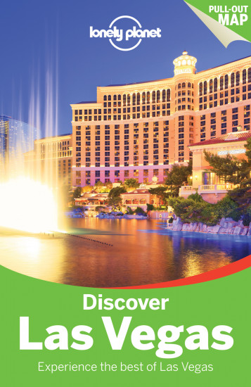 detail Discover Las Vegas průvodce 2nd 2015 Lonely Planet