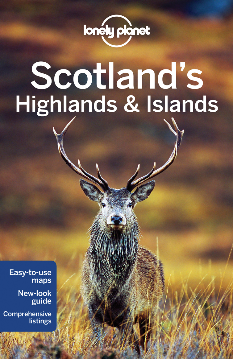 Scotland´s Highlands & Islands průvodce 3rd 2015 Lonely Planet