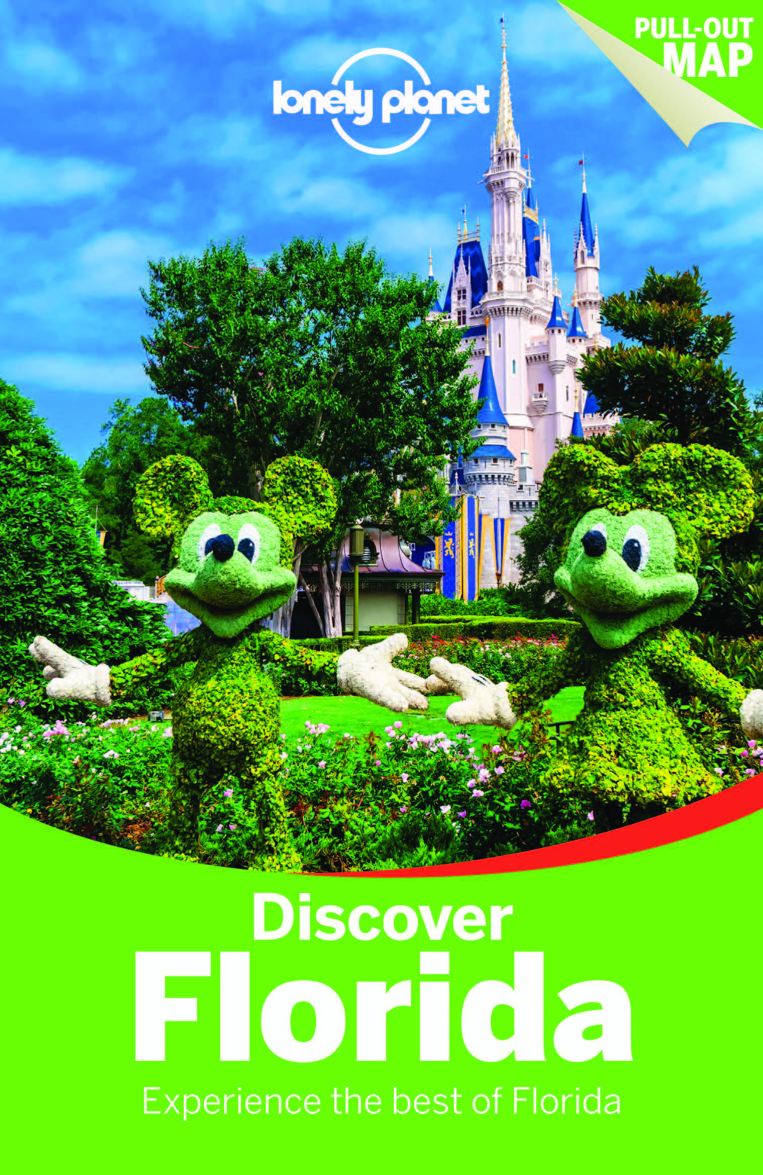 Discover Florida průvodce 2nd 2015 Lonely Planet