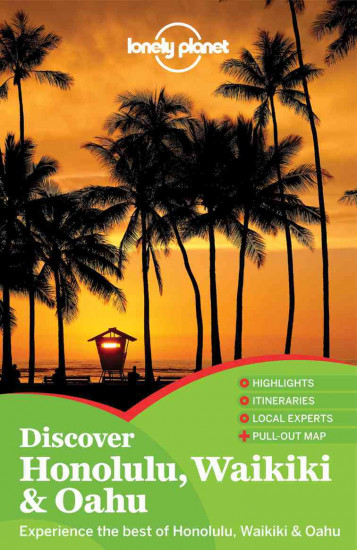 detail Discover Honolulu, Waikiki & Oahu průvodce 1st 2012 Lonely Planet