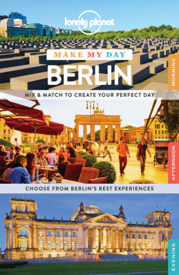 Make my day Berlin průvodce 1st 2015 Lonely Planet