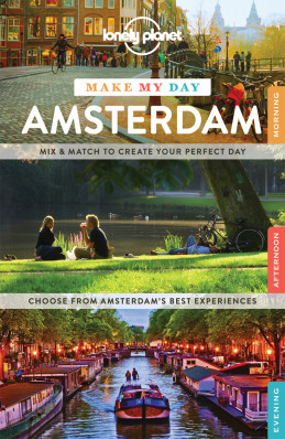 Make my day Amsterdam průvodce 1st 2015 Lonely Planet