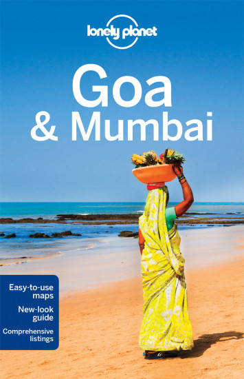 detail Goa & Mumbai průvodce 7th 2015 Lonely Planet