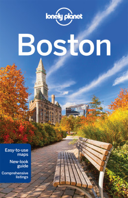 Boston průvodce 6th 2015 Lonely Planet