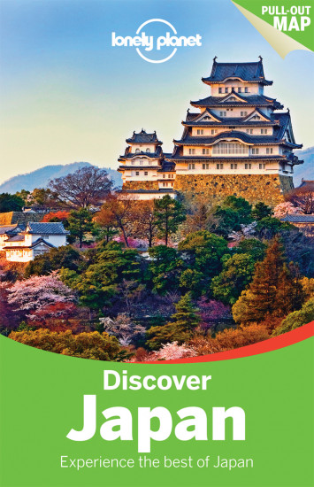 detail Discover Japonsko (Japan) průvodce 3rd 2015 Lonely Planet