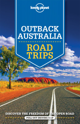 Outback Trips průvodce 1st 2015 Lonely Planet