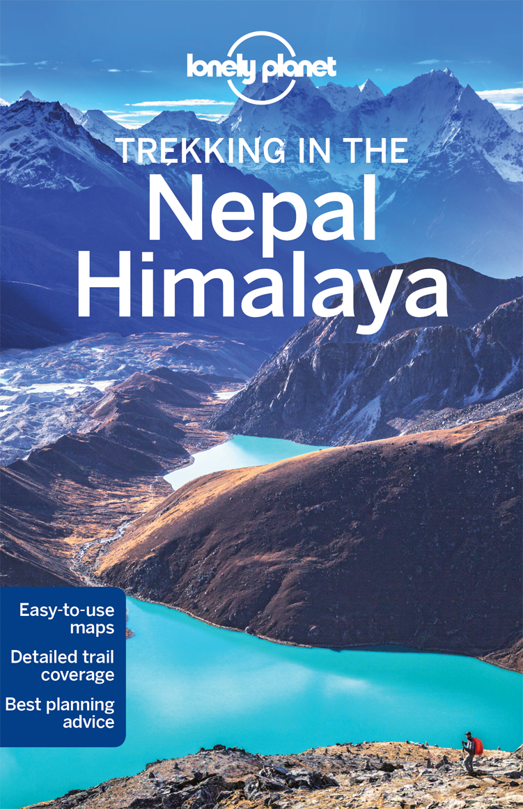 Trekking in Nepal Himalaya průvodce 10th 2016 Lonely Planet