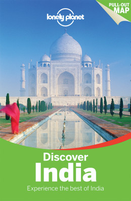Discover Indie (India) průvodce 3rd 2016 Lonely Planet