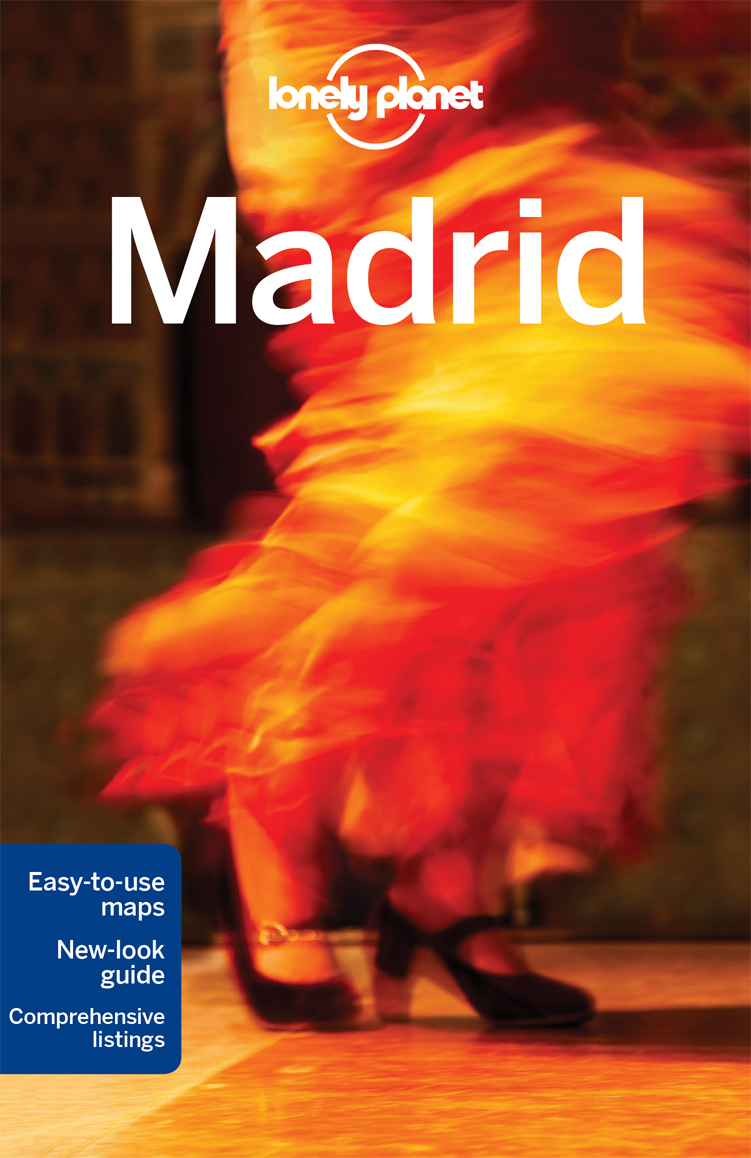 Madrid průvodce 8th 2016 Lonely Planet