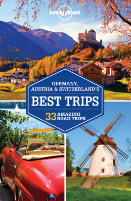 Germany Best Trips průvodce 1st 2016 Lonely Planet