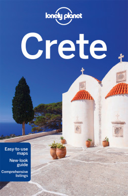 Kréta (Crete) průvodce 6th 2016 Lonely Planet