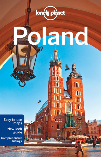 detail Polsko (Poland) průvodce 8th 2016 Lonely Planet
