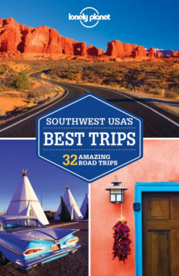 USA Southwest Trips průvodce 2nd 2016 Lonely Planet