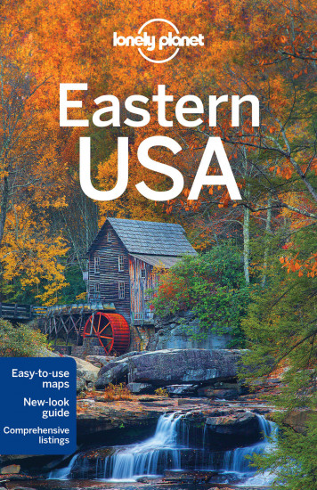 detail Eastern USA průvodce 3rd 2016 Lonely Planet
