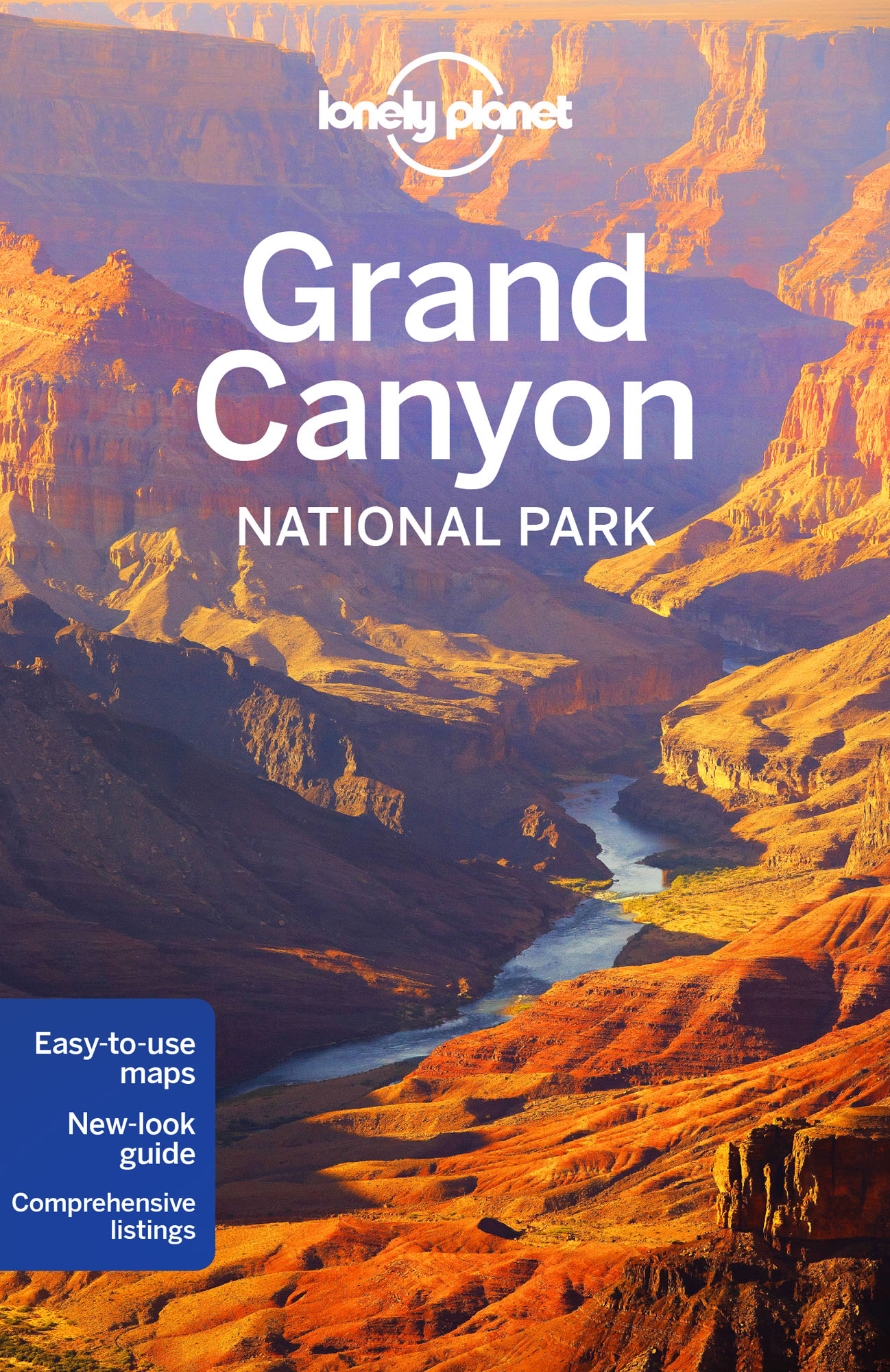 Grand Canyon National Park průvodce 4th 2016 Lonely Planet