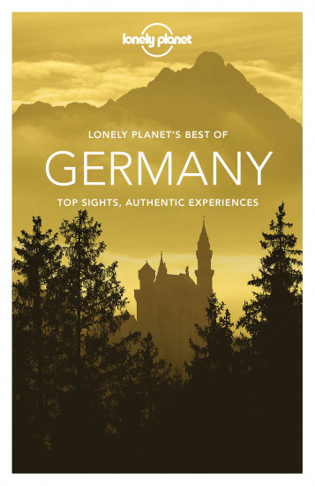 detail Best of Germany průvodce 1st 2016 Lonely Planet