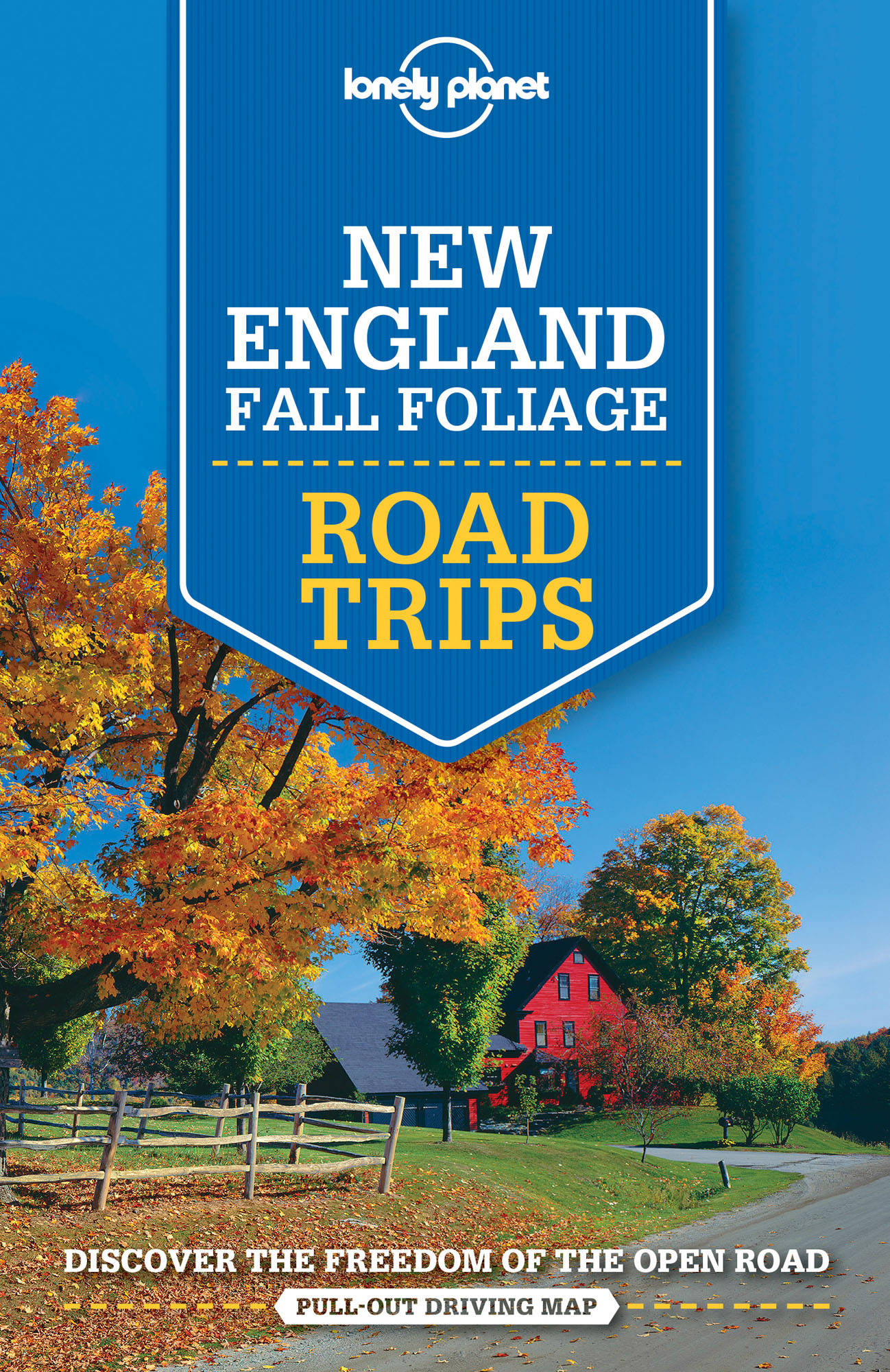 New England Fall Foliage Trips 1st 2016 průvodce Lonely Planet