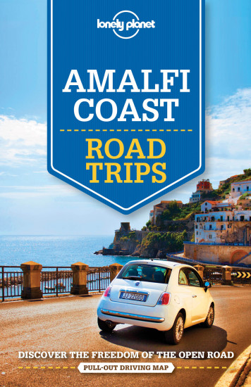 detail Amalfi Coast Trips 1st 2016 průvodce Lonely Planet