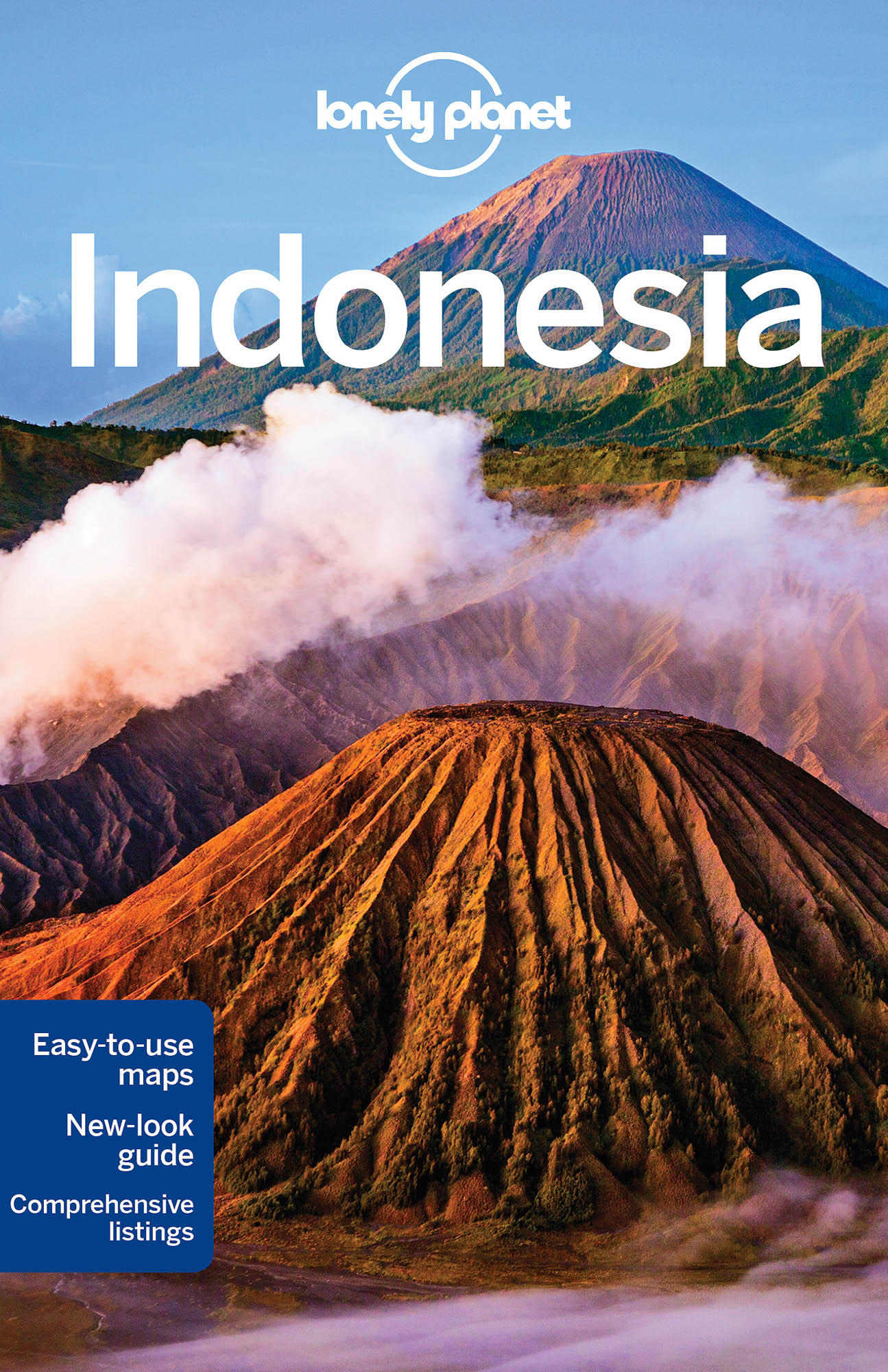 Indonésie (Indonesia) průvodce 11th 2016 Lonely Planet