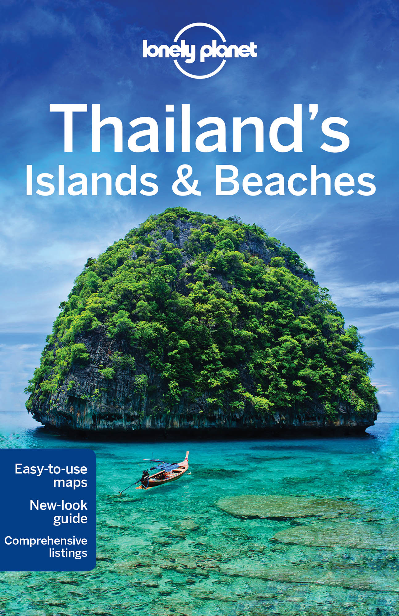 Ostrovy Thajska (Thailand´s Islands & Beaches) průvodce 10th 2016 Lonely Planet